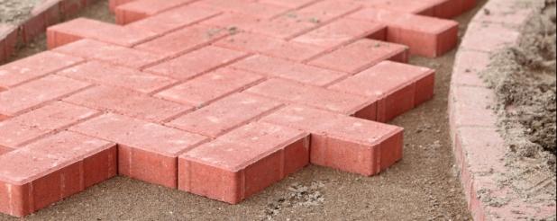Materiały budowlane - kostka brukowa